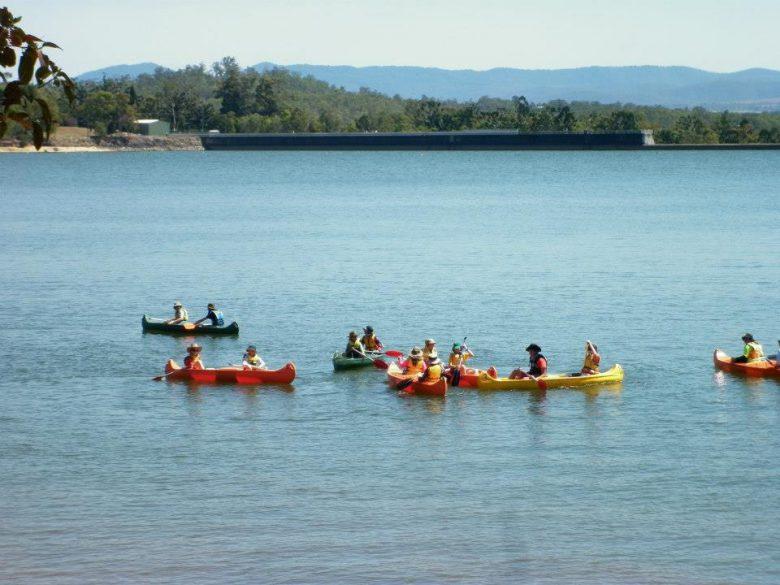 Tinaroo Kayaking