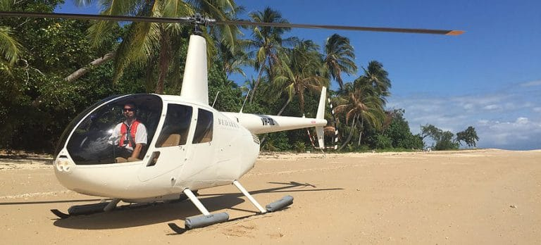 Mission Beach Helicopters