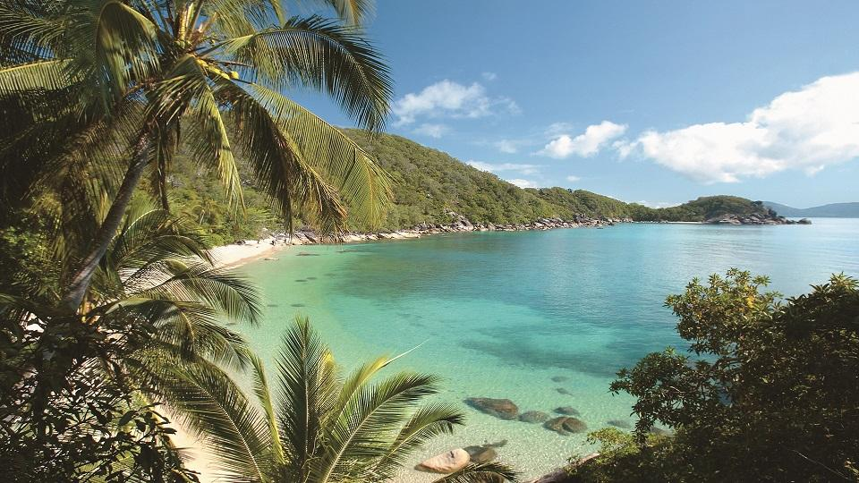 Bedarra Island: Mission Beach Tourism