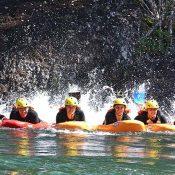Mission Beach Rafting