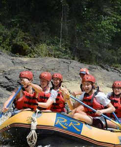Mission Beach White Water Rafting