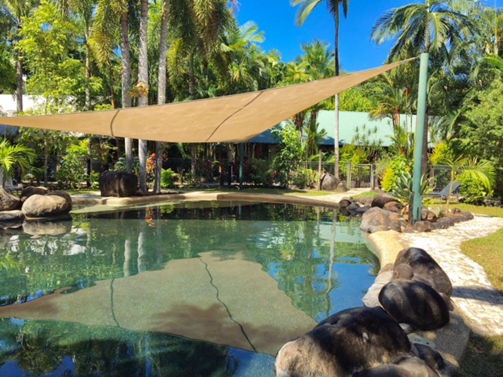 eco village mission beach mission beach tourism. Black Bedroom Furniture Sets. Home Design Ideas