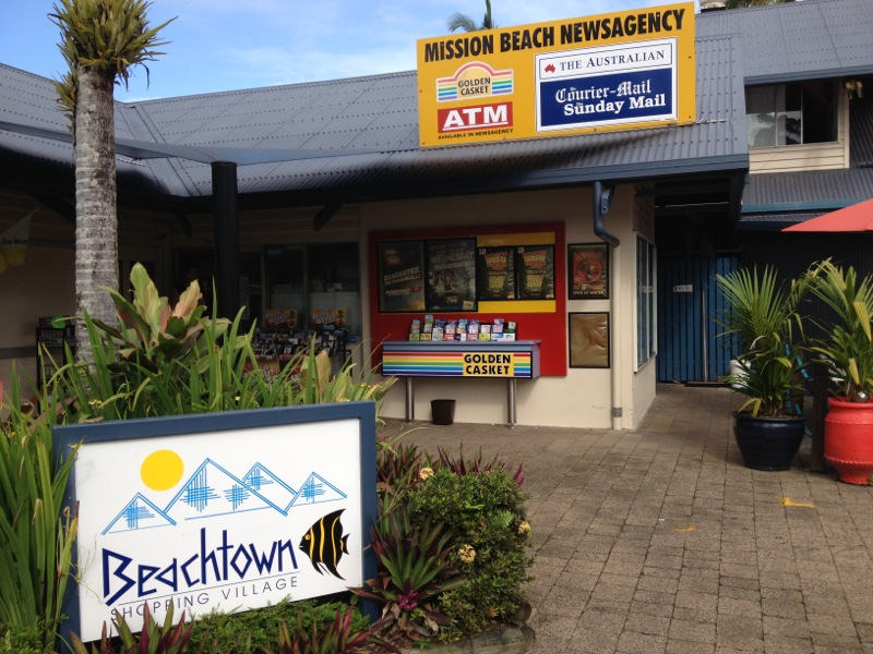 Mission Beach Newsagent