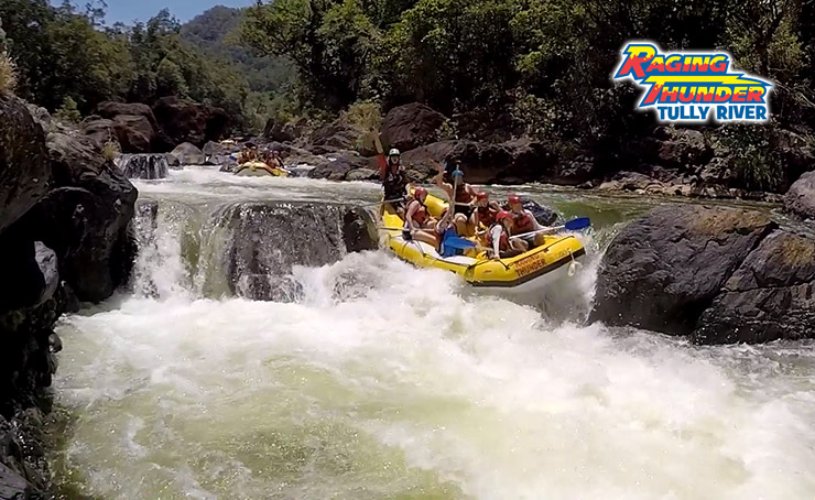 Tully White Water Rafting